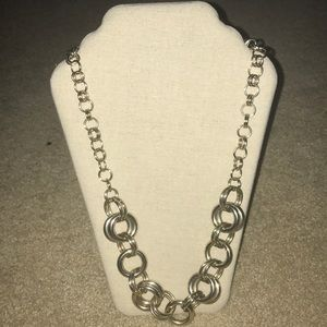 Banana republic chain necklace
